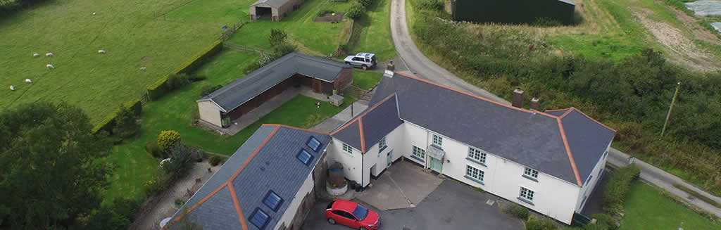 Higher Darracott Farm holiday accommodation